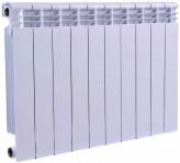 Биметаллический радиатор отопления DIVA BIMETAL 500/96