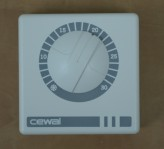 Механический термостат (терморегулятор) CEWAL RQ-01