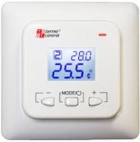TermoControl Терморегулятор (термостат) для теплого пола ТСL-02.11SF