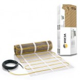 Теплый пол электрический (8,0 м2) Нагревательный мат Quickmat 150