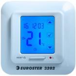 Сенсорный программатор теплого пола Euroster 3202