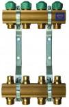 Коллектор водяного теплого пола KAN-Therm 71040A