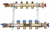 Коллектор водяного теплого пола Rehau HKV 4