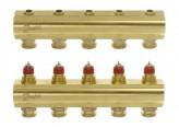 Коллектор для теплого пола Danfoss FHF-5