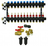 Коллектор для теплого пола ProCalida EF1-3