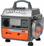 Бензиновая электростанция Hyundai HHY 960A