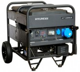 Бензиновая электростанция Hyundai HY 12000LE