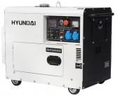 Дизельная электростанция Hyundai DHY 6000SE