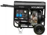 Дизельная электростанция Hyundai DHY 8000LE