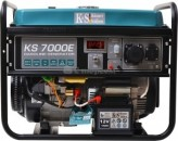 Бензиновая электростанция Könner&Söhnen KS 7000E