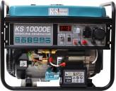 Бензиновая электростанция Könner&Söhnen KS 10000E