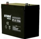 Аккумуляторная батарея Technology AGM NP 12-55