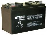 Аккумуляторная батарея Technology AGM NP 12-100