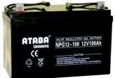 Аккумуляторная батарея Technology NPG 12-100