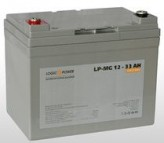 Аккумуляторная батарея LP-MG 12-33