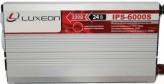 Инвертор напряжения Luxeon IPS-6000S