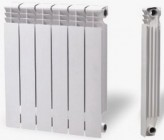 AAA  Биметаллический радиатор ААА 500/80 L