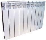 Биметаллический радиатор Leberg HFS-500B