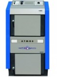 Твердотопливный котел Atmos DC 100 (пиролизный)