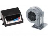 Вентилятор + контроллер KG Elektronik SP-05+DP-02