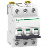 Автоматический выключатель iC60N 3P 16A C (Acti 9)