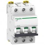 Автоматический выключатель iC60N 3P 63A C (Acti 9)