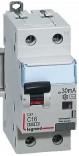 Дифавтомат DX³ 1П+Н,C,16A,10mA-AC (410993)