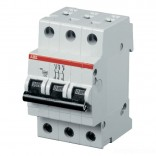 Автоматический выключатель ABB S203-B63