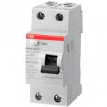 Устройство защитного отключения ABB FH202 AC-63/0,3