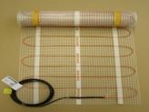Тонкий греющий мат под плитку Fenix CM150/4 м2