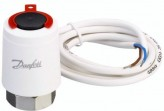 Термоэлектрический привод Danfoss TWA-K NC230B (088H3142)