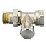 Угловой запорный клапан Danfoss RLV-15