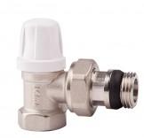 Угловой микрометрический нижний вентиль ICMA 82952AD06
