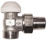 "Термостатический клапан HERZ-TS-90, угловой (3/4""х1/2"")"