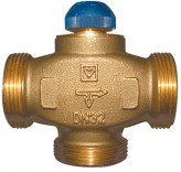 Herz Термостатический трехходовой клапан Herz CALIS TS RD (DN25)