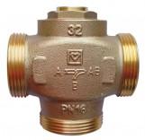 Трехходовой клапан смесительный Herz Teplomix температура 61°С (DN25)