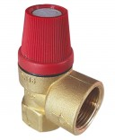 Предохранительный клапан Herz (DN15, 2.5 бар)