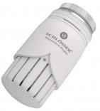 Термостатическая головка Schlosser Diamant Ht (М28х1,5) Белый