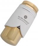 Термостатическая головка Schlosser Brillant SH (M30x1.5) Белое-золото