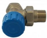 """Термостатический клапан Schlosser (фигура угловая) 1/2"""""""