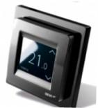 Devi Сенсорный программатор теплого пола DEVIreg Touch (черный)