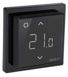 Devi Интеллектуальный Wi-Fi терморегулятор DEVIreg Smart (черный)