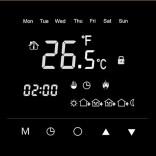 Сенсорный программатор для теплого пола Warm Life