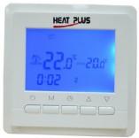 Терморегулятор для теплого пола Heat Plus BHT-306 white