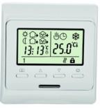 Программатор для теплого пола Heat Plus M6.716 white