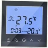 Программируемый терморегулятор Heat Plus BHT-321GB sensor black