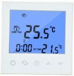Программируемый терморегулятор Heat Plus BHT-321GB sensor white