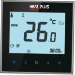 Недельный программатор для пола Heat Plus iTeo4 sensor black