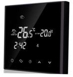 Сенсорный недельный терморегулятор Heat Plus BHT-800GB sensor black