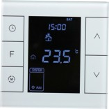 Heat Plus Сенсорный программатор теплого пола Heat Plus M7.716 sensor white